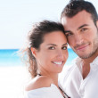 Young couple vacation — Stock Photo