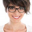 Happy girl with glasses — Stock Photo #12764919