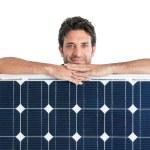 Solar panel — Stock Photo #12765255
