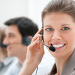 Call center — Stock Photo #12767029