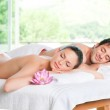 Enjoy the relax at spa — Stock Photo