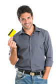 Credit card — Foto Stock