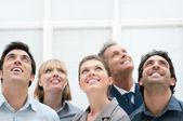 Business vision und ziele — Stockfoto