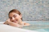 Relajación en el spa — Foto de Stock