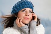 Winter-Ambitionen — Stockfoto