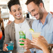 Group Of Friends Enjoying Together — Stock Photo #16955523