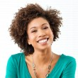 Happy Smiling Girl - Stock Photo