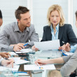 Business In Meeting — Stock Photo #24461955