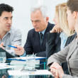 Business In Meeting — Foto de Stock