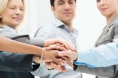Business teamwork — Foto Stock