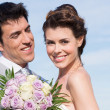 Happy Married Couple — Foto de Stock