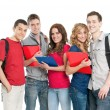 Smiling students — Stock Photo #31199453
