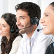 Call center team — Stock Photo #31199537