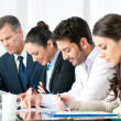 Business people working in office — Stock Photo #31199585