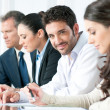 Business satisfaction — Stock Photo #31199771