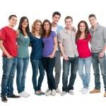 Happy smiling group — Stock Photo #31199835