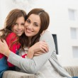 Happy Mother And Daughter — Stock Photo #39423137