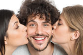 Happy Latin Lover — Stock Photo
