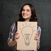 We have great ideas! — Stock Photo