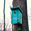 Birdhouse — Stockfoto #41878027
