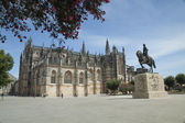 Monastery Batalha, Portugal — Stock Photo