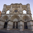 Cathedral of Cuenca, Castilla la Mancha, Spain. - Stock Photo