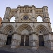 Cathedral of Cuenca, Castilla la Mancha, Spain. — Stock Photo