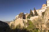 The medieval town of Cuenca, Spain — Stock Photo