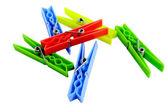 Clothespin — Stock fotografie