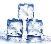 Cubetti di ghiaccio — Foto Stock
