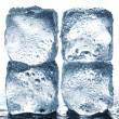 Ice cubes — Stock Photo #24776807