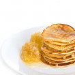 Stock Photo: Pancakes.