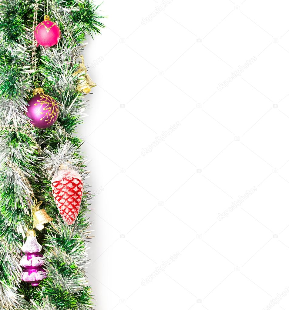 The Gallery For Gt Christmas Ornament Border Png
