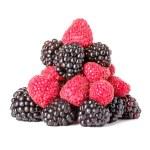 Fresh ripe mix berry — Stock Photo #31383015