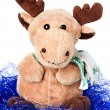 Deer - christmas toy — Stock Photo