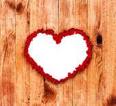 Walentynki. serce — Zdjęcie stockowe