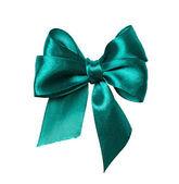 Bow, ribbon isolated on white — Zdjęcie stockowe