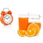 Orange juice — Stock Photo #43720557