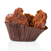 Muffin, cupcake isolated — ストック写真