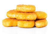 Chicken nugget — Stock Photo