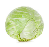 Cabbage isolated — Foto de Stock