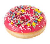 Donut isolated on white — Stock Photo