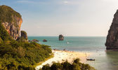 Pranang beach, Railay — Stock Photo