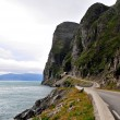 Road to Nordkapp — 图库照片