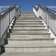 Stock Photo: Ascending Stairs