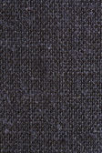 Dark blue natural linen texture — Stock Photo