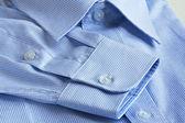 Man's Shirt details — Stock Photo