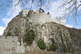 Ruine der mittelalterlichen burg am hohentwiel — Stockfoto