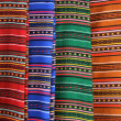 Fabrics of South America - Zdjcie stockowe
