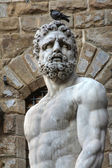 Hercules statue — Stock Photo